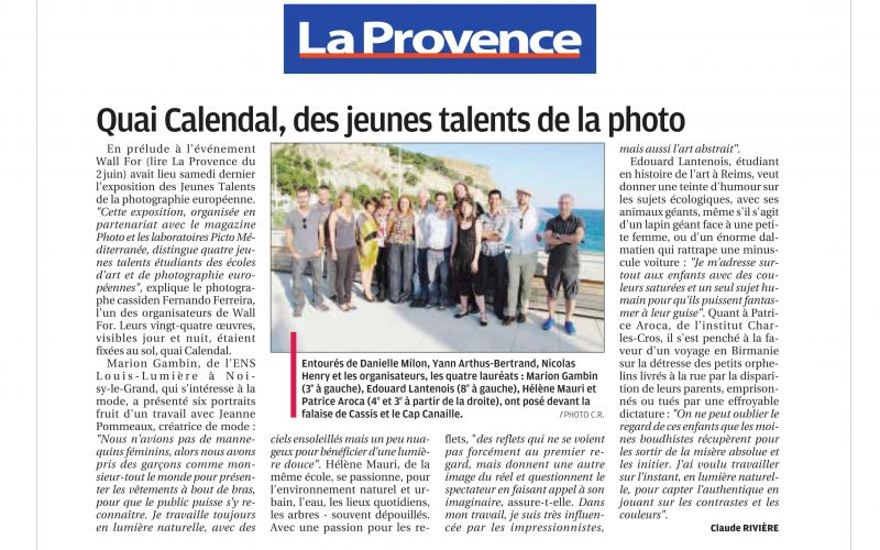 Publication-LaProvence