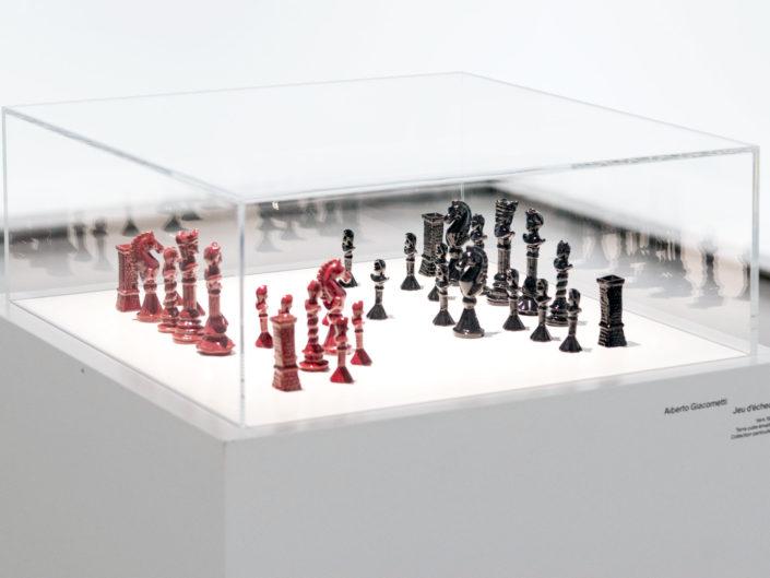 Derain, Baltus, Giacometti - Musée d'art Moderne de la ville de Paris